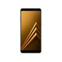 handphone hp SAMSUNG GALAXY A8 PLUS BLACK GOLD RESMI