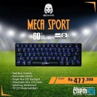 STOK TERAKHIR Digital Alliance Gaming Keyboard Meca Sport