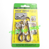 Snap Hook With Key Ring Sellery