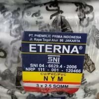 New KABEL ETERNA NYM 3X2.5MM 50METER