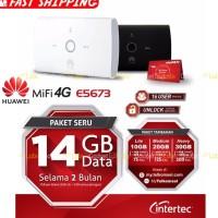 Modem Mifi Huawei E5673 4G Lte Unlock All Operator Edisi Terbatas