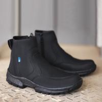 Sepatu Boot Tracking Safety Pria / Boots Tiger / Sepatu Murah