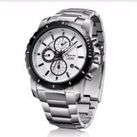 AC 6141 MCBTBSL jam tangan pria Alexander Christie