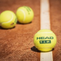 Bola Tenis anak anak Head Tip Green Isi 3