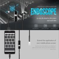 Kamera Endoscope Borescope Camera 3 in 1 Android USB Waterproof IP67