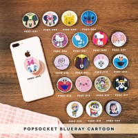 PopSocket Blueray/ Popsockets UV/ Phone Holder/ Stand HP - CARTOON