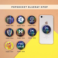 PopSocket Blueray/ Popsockets UV/ Phone Holder - KPOP / KOREA