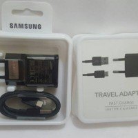 Charger Samsung S8 / A3 / A5 / A7 2017 Type C Fast Charging Original