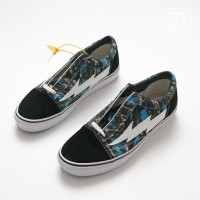 0c953c78d0 Revenge x Storm Old SKool Camo - Blue Black
