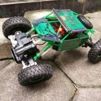 Mobil RC offroad Rock Crawler Skala 1:18 Herocar Avengers Car