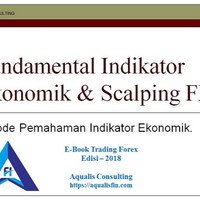 Fundamental Indikator Ekonomik & Scalping Forex - 2018 E-Book