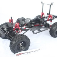 KYX SCX10 II Full Metal Adventure 1/10 Rc Car KIT