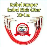 Kabel Jumper Gitar 30 cm