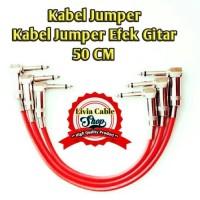 Kabel Jumper Gitar 50 cm
