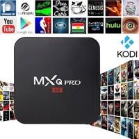 Android TV Box MxQ Pro 4K Full Load Kodi + Drama Korea Sub English