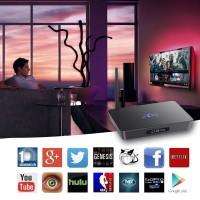 ANDROID TV BOX X92 OS 6.0 Amlogic S912 Octa Core RAM 2GB ROM 16GB