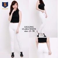 Jual New Celana Legging Putih Celana Jeans Wanita Jakarta Barat Maaziyahtoko Tokopedia