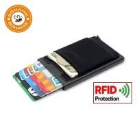 Tempat Kartu ATM Otomatis Dompet Kartu Kredit RFID PROTECT Card Holder