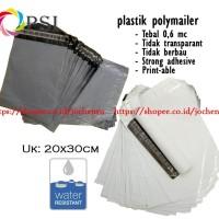 20 X 30cm Polymailer, Kantong Plastik Kemasan atau Packing (isi 100)