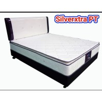 kasur spring bed comforta super fit silver xtra 180x200