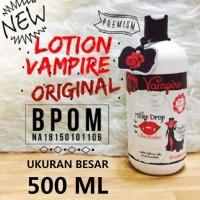 Harga best seller lotion vampire gede handbody botol besar 500 ml | Pembandingharga.com