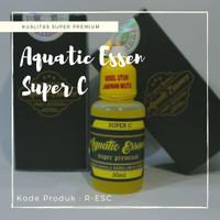 Aquatic Essen Super C Paling Mantap | Aroma Lebih Fresh | Raja Essen