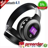 Timur Vita Foldable Headset Bluetooth 4.1 Nirkabel Headphone Stereo