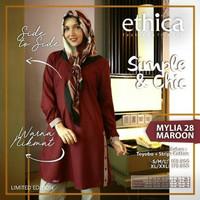 Mylia 28 maroon