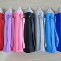 Tempat pensil / pensil case / pencil case / tempat pensil silicon