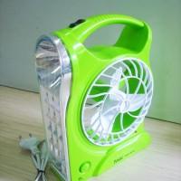 Lampu kipas emergency / emergency lamp / iamc / ASC 8118 GREEN