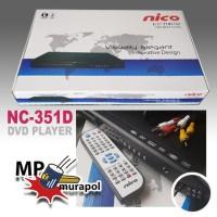NC-351D NICO DVD PLAYER NICO USB MP4 ORIGINAL - MURAPOL