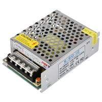 Power Supply Switching 12V 5A Adjustable, Adaptor 12 Volt 5 Ampere DC