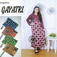 5 pc Longdress Gayatri Grosir Daster Pekalongan