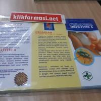 Leaflet / Brosur Hepatitis
