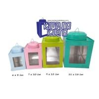 Kaleng Kerupuk Mini 1 Set - 4 pcs
