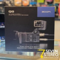 Zoom Q8 Handy Video Recorder Big promo