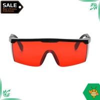 Kacamata Telescopic Protective Anti Red Laser - Merah