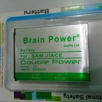 baterai batre Battery Samsung Galaxy J1 ACE J110 J110G Double IC
