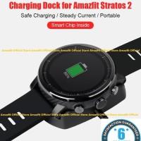 Notale Original Docking Charger for Amazfit 2 Stratos Garansi 6 Bulan