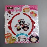 Japan brand alat buat crepe silicone crepe maker