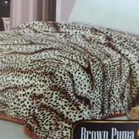 ready selimut elmore brown puma 180 x 200 sale