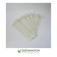 Straw and Cuttlery pouch / pouch sedotan