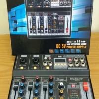 Harga Mixer 4 Channel Katalog.or.id