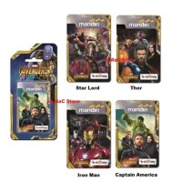Mandiri E-money Avengers Infinity War - Emoney Etoll Card