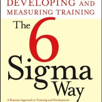 Developing and Measuring Training the Six Sigma Way