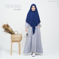 URFIMUTIYARO KIMORA DRESS GREY GAMIS ONLY DAILY KATUN MEDINA ADEM