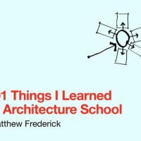 101 Things I Learned in Architecture School [eBook/e-book]
