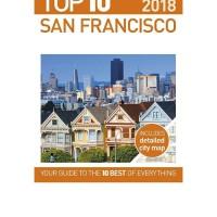 Top 10 San Francisco (DK Eyewitness Top 10 Travel Guide) [eBook]