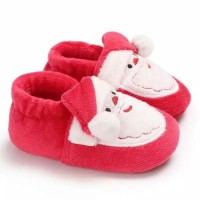 Edisi Natal----Sepatu Import Prewalker Shoes Anak Bayi Laki-Laki