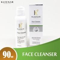 Kleenar Face Cleanser 90ml | Pembersih dan Pencerah Kulit Wajah